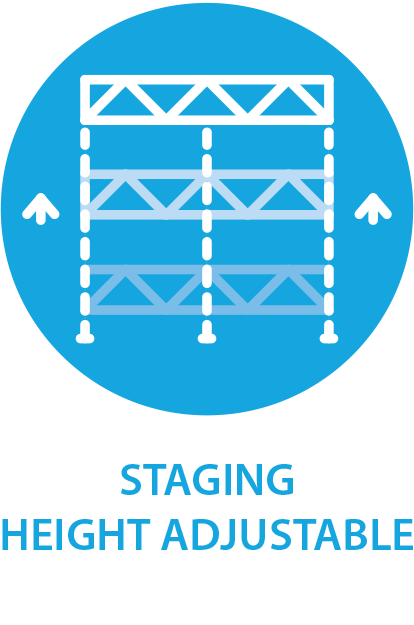 Scaffold Stages